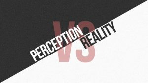 Episode 149: Perception versus Reality post image